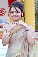 Devoleena Bhattacharjee - Wikipedia