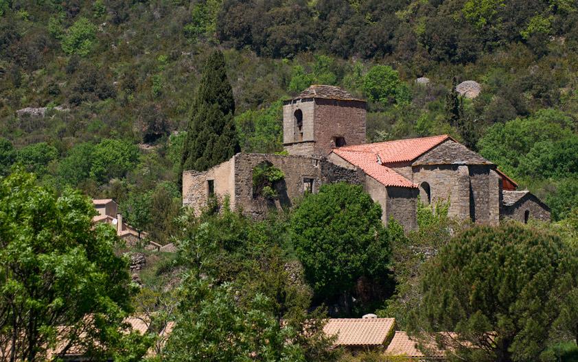 Église Saint-Étienne de Dio,  (Inscrit, 1998)