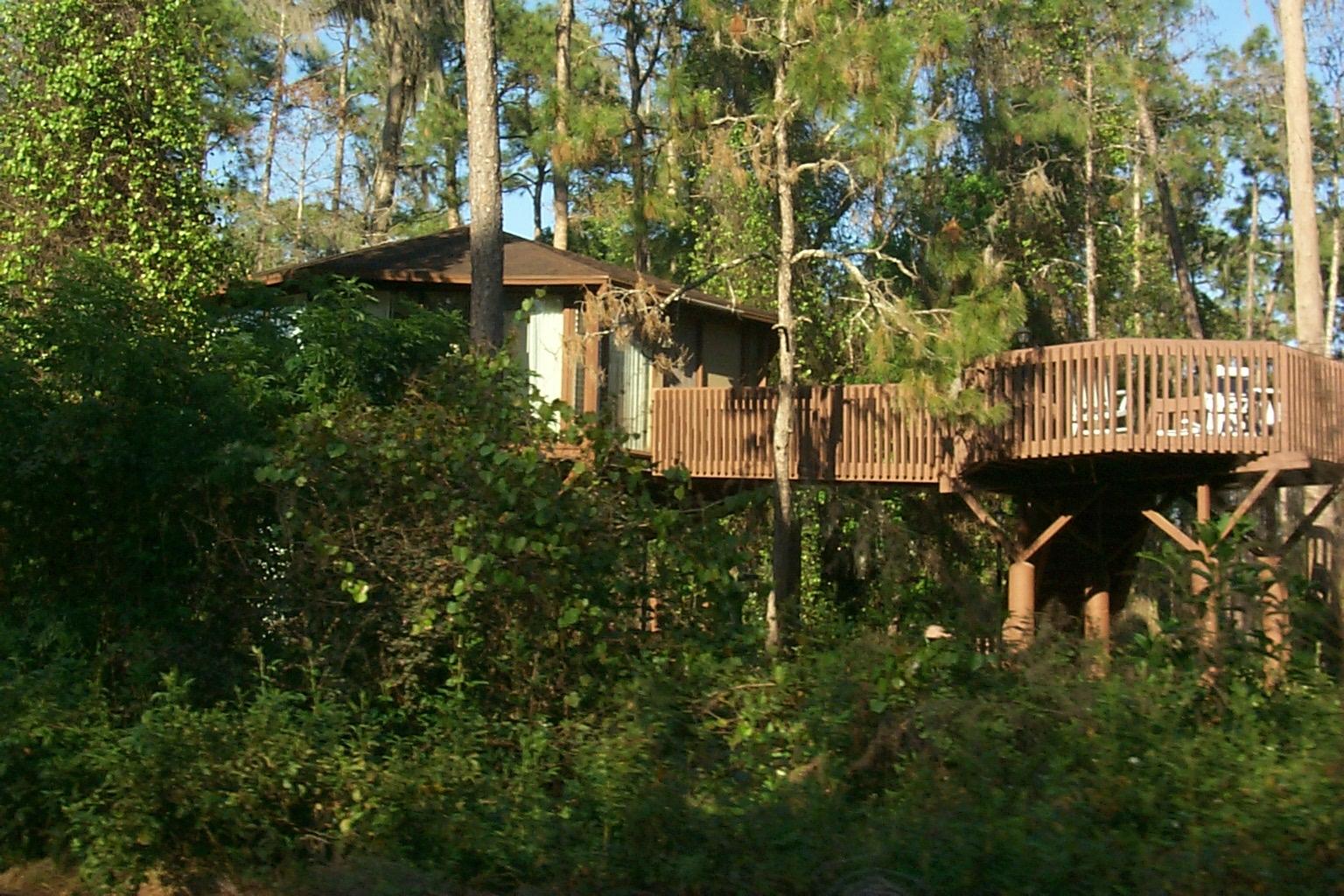 Disney Saratoga Springs Treehouse Villas Orlando