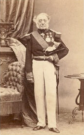 Abel Aubert Dupetit Thouars French Naval Vice-Admiral
