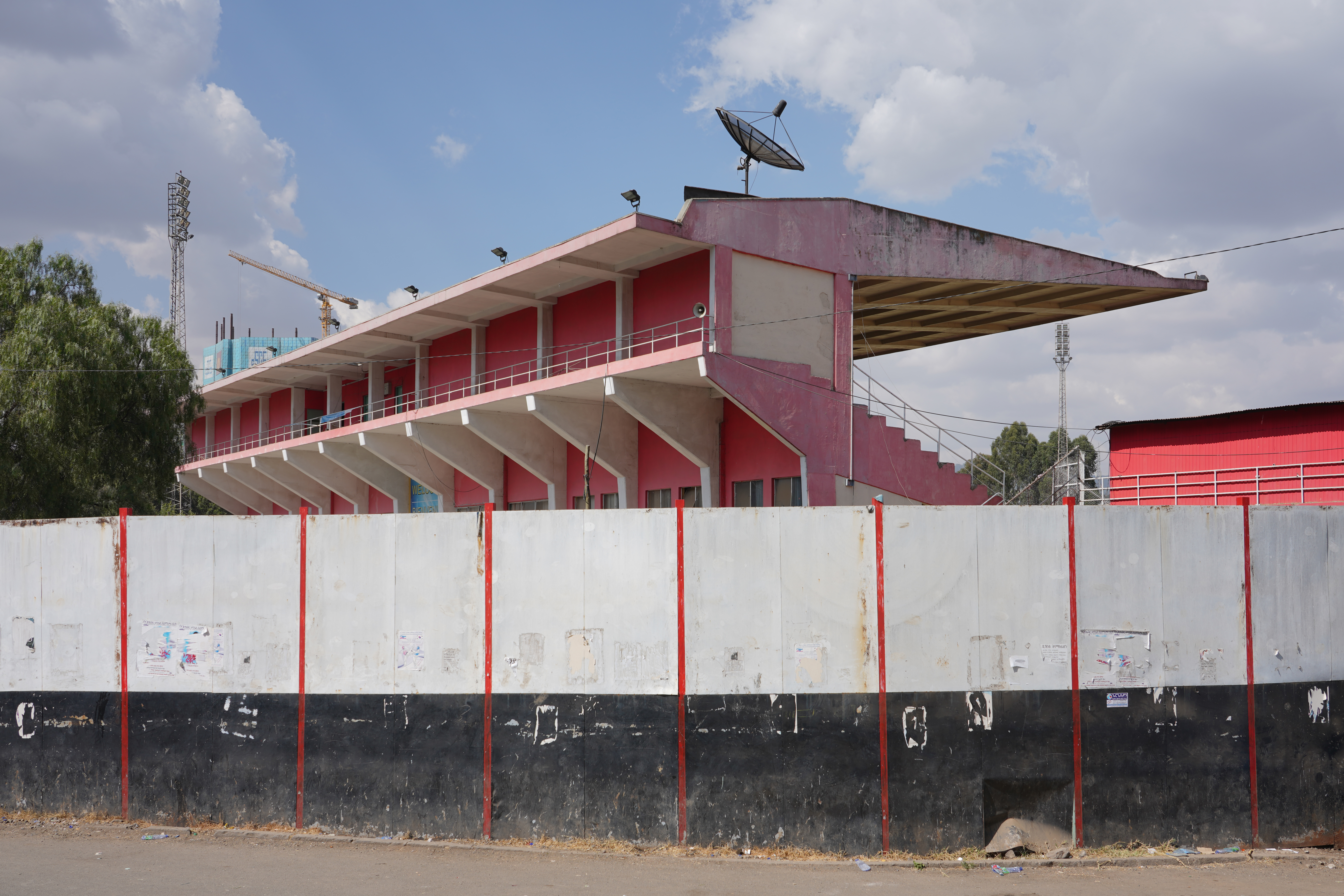 Addis Ababa Stadium - Wikipedia