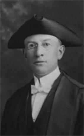 Edgar Nelson Rhodes Canadian politician
