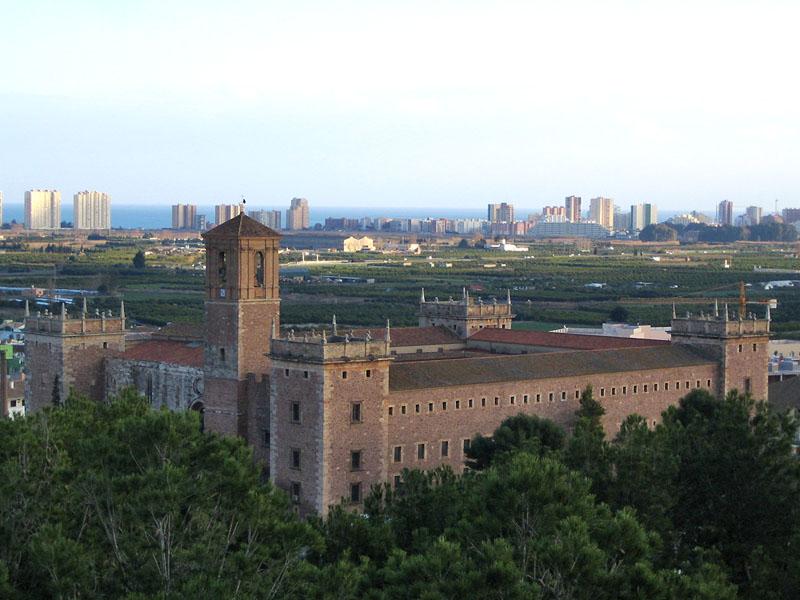 Monasterio de Santa María del Puig - Wikipedia, la enciclopedia libre