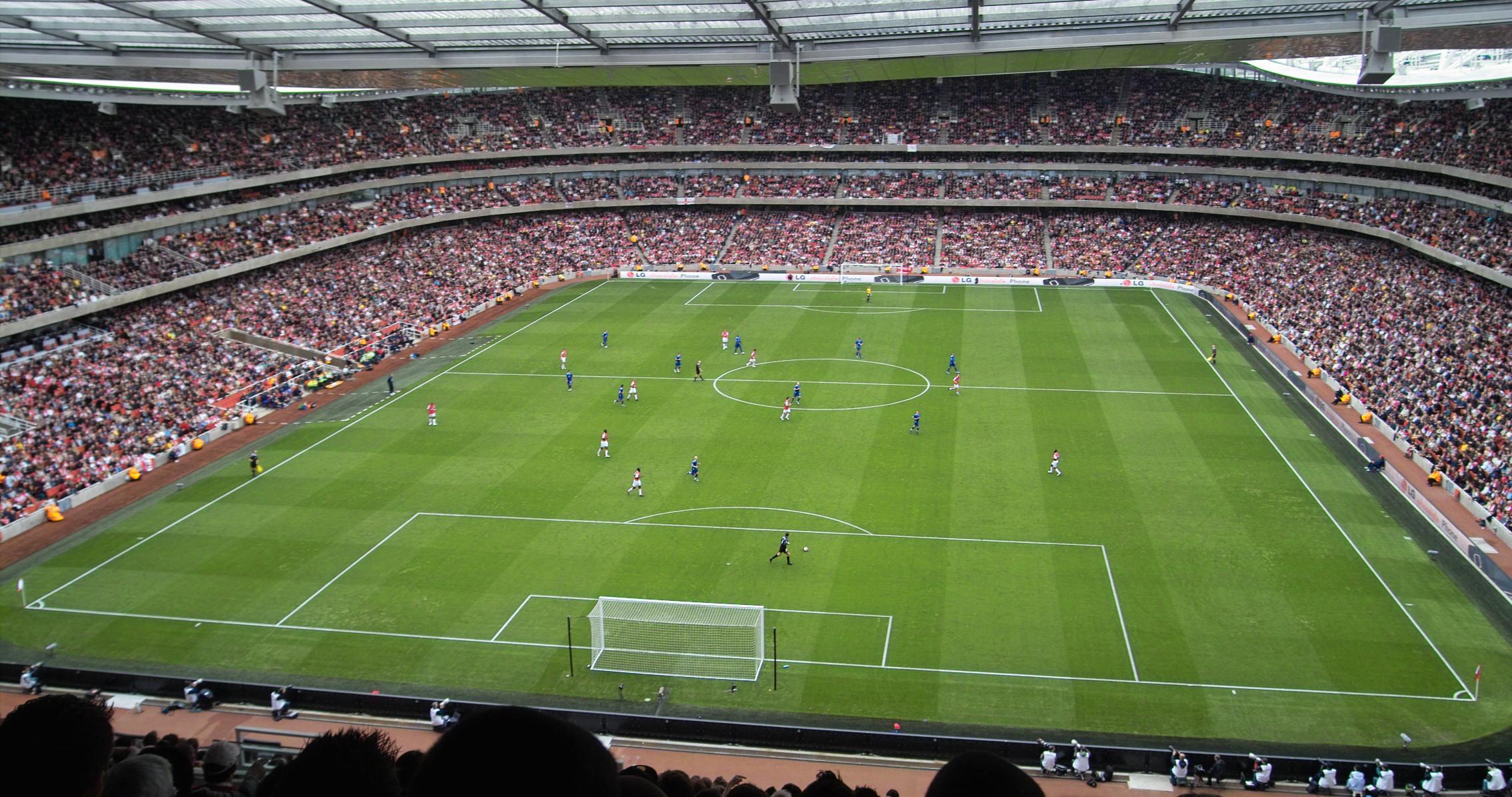 Emirates Stadium History File Emirates Stadium Arsenal