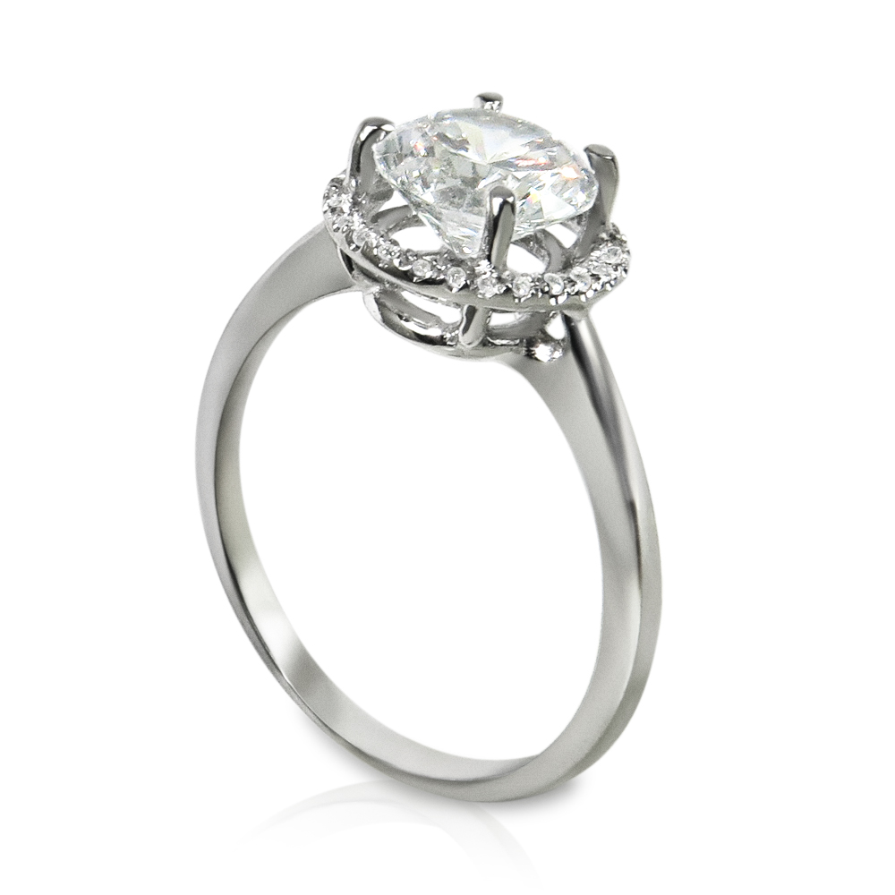 What Is Diamond Solitaire Rings