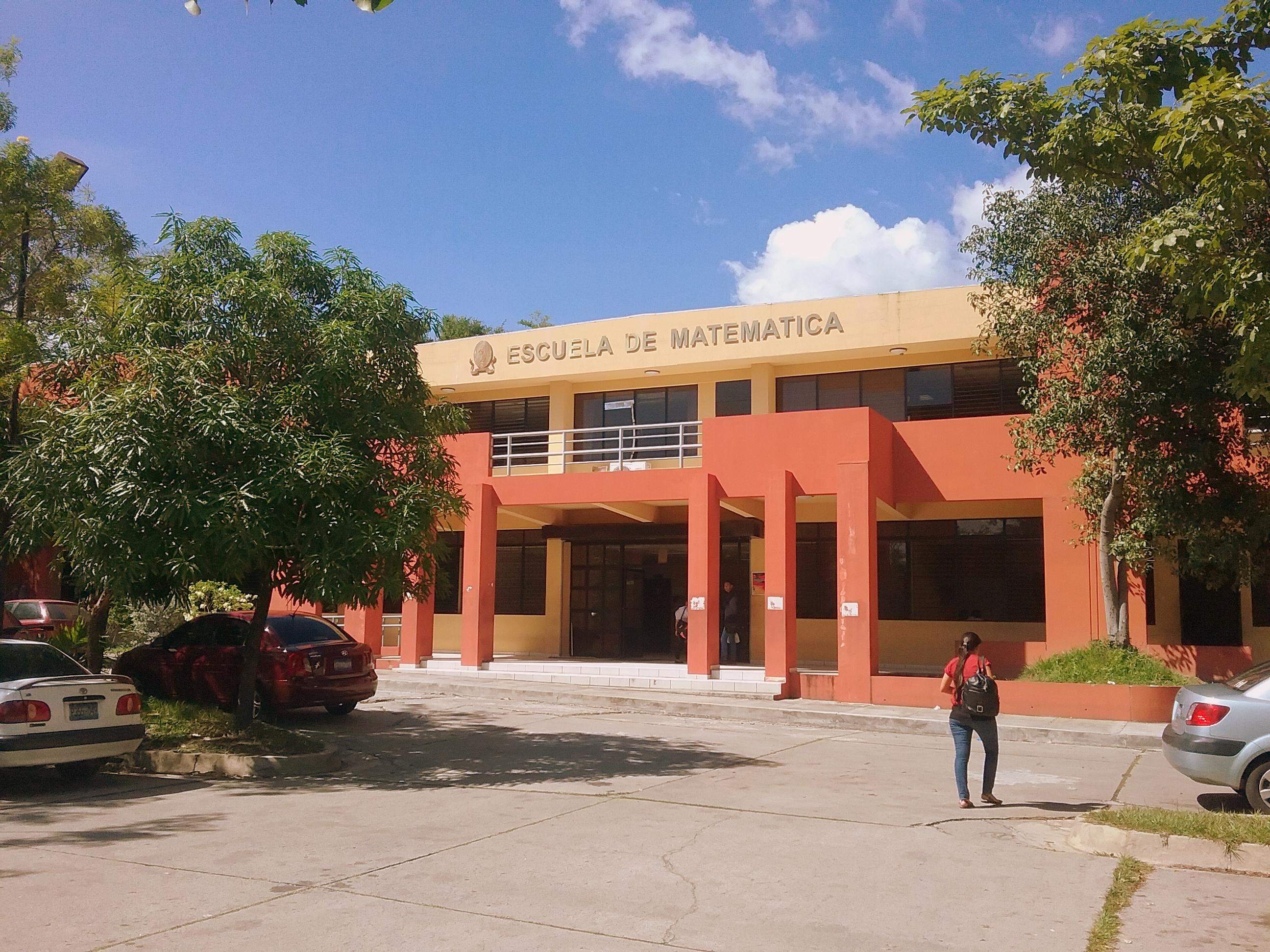 Facultad de Ciencias Naturales y Matemática de la Universidad de El Salvador  - Wikipedia, la enciclopedia libre
