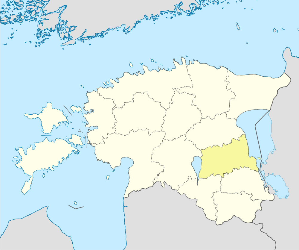 FileEstonia Tartu location mappng Wikimedia Commons