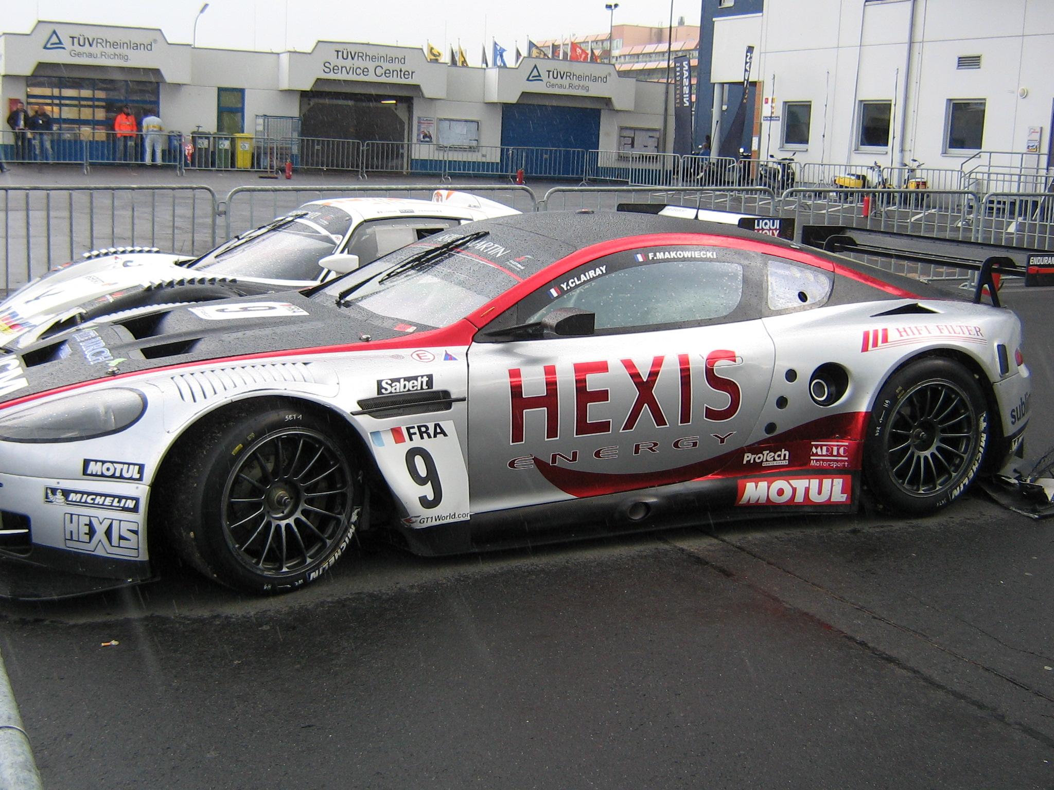 FIA GT1 British Racing Club