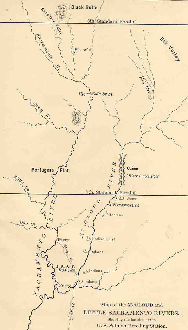 File FMIB Map of the McCloud and Little Sacramento Rivers