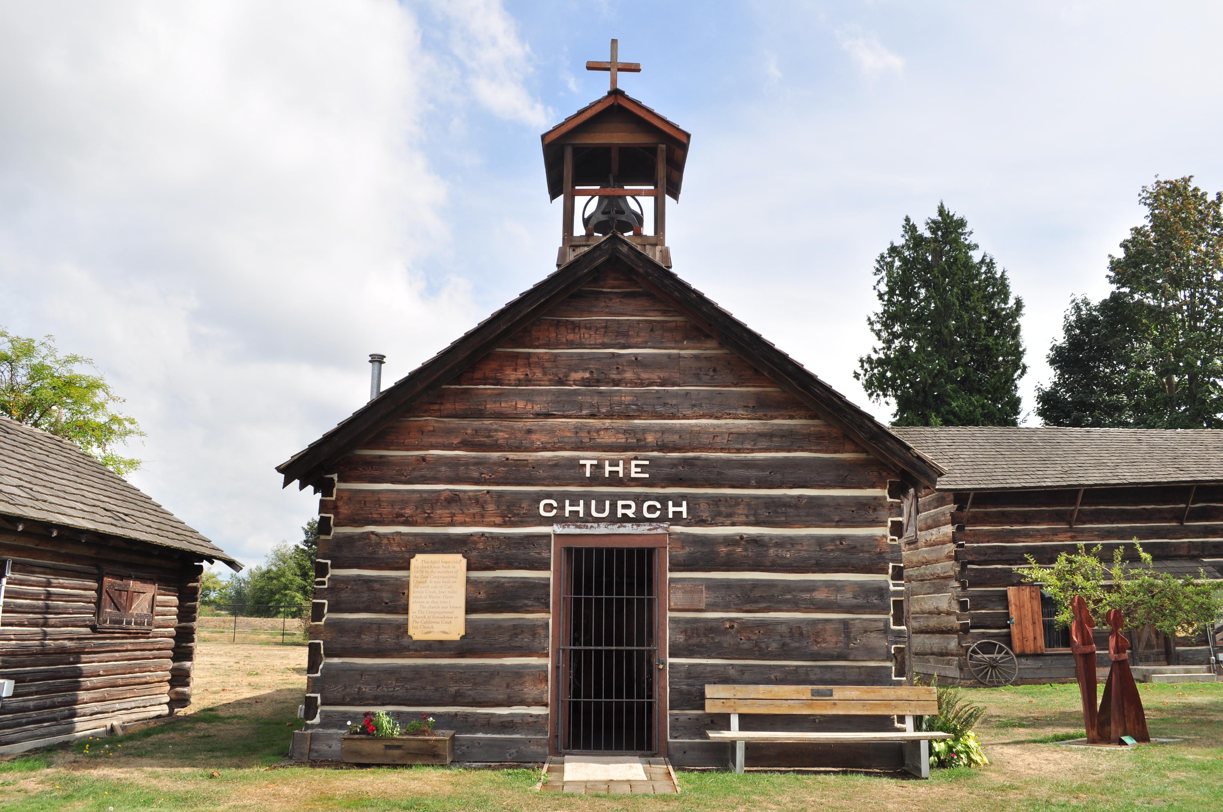 File Ferndale Wa Pioneer Park Church 01 Jpg
