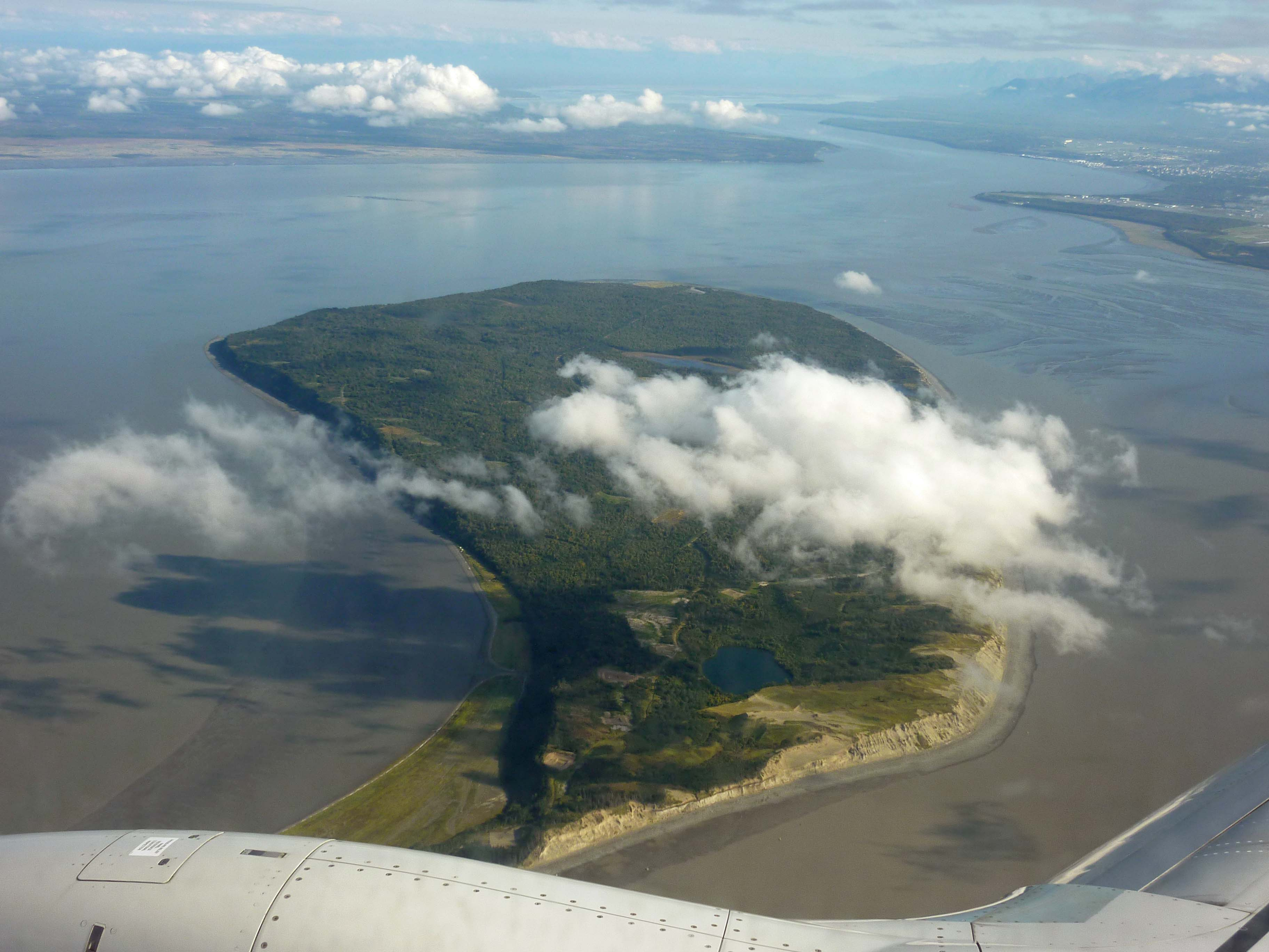 Fire Island (Anchorage, Alaska) - Wikipedia