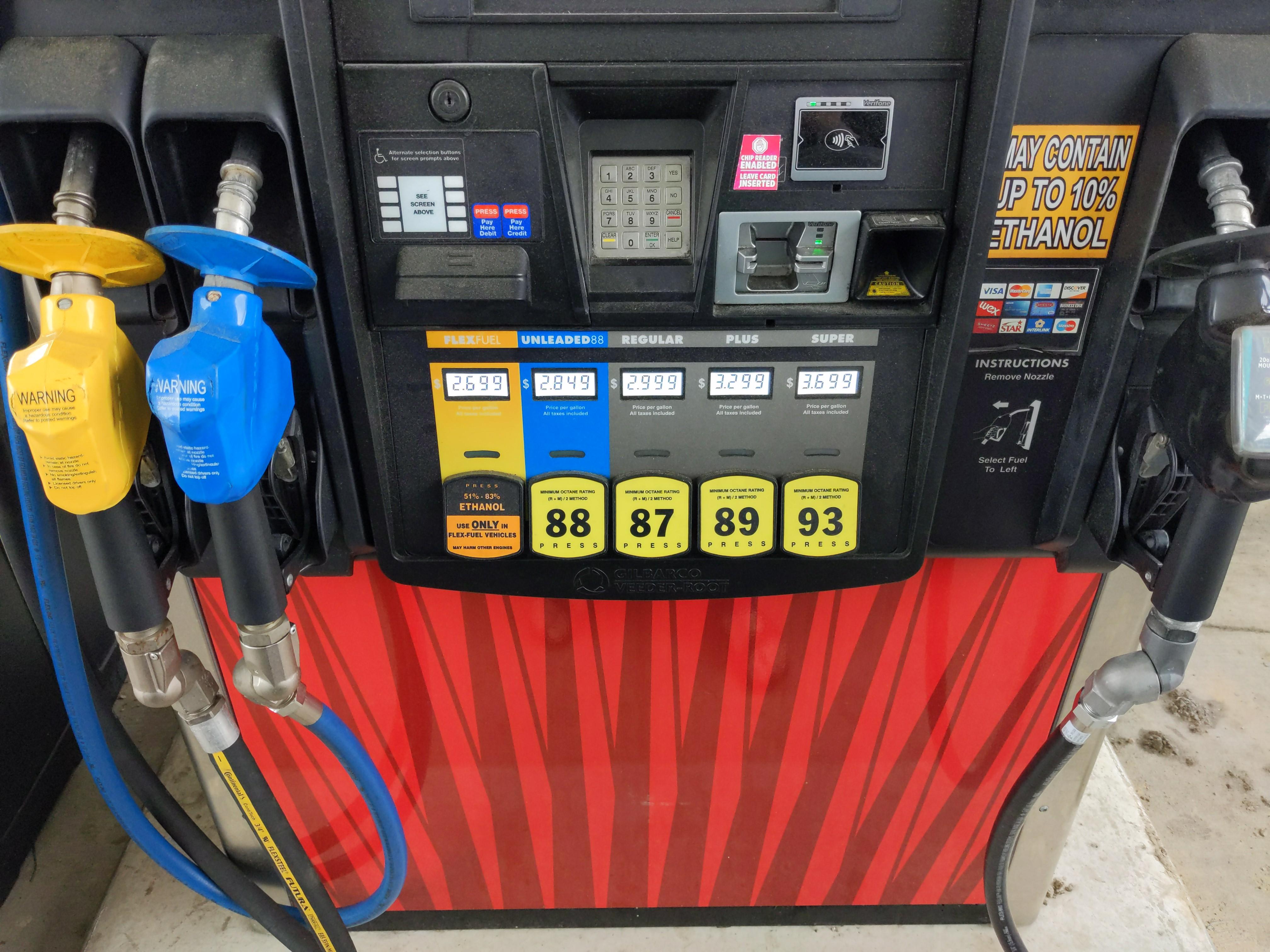 UN Announces End of Leaded Gasoline Sales as Last Station Ends Sale of Dangerous Fuel