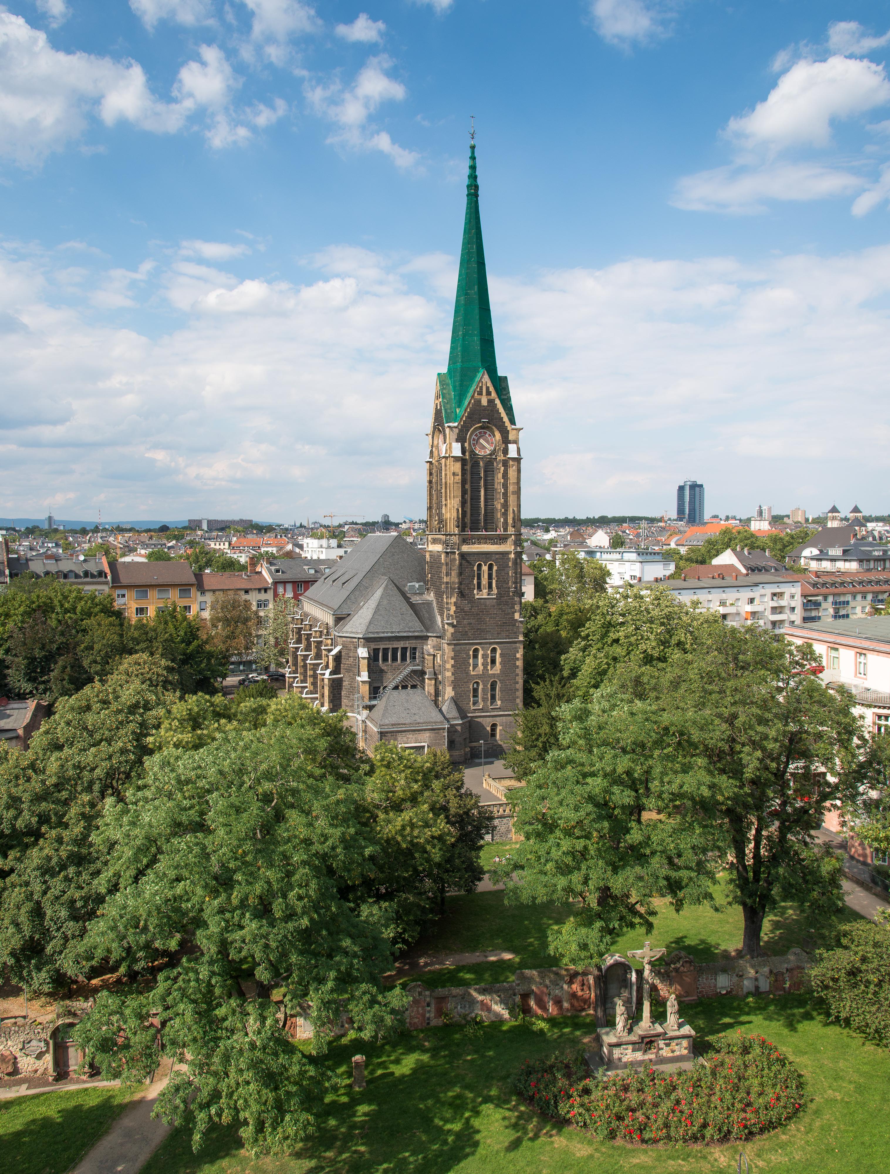 82383a34da5f31 Peterskirche (Frankfurt am Main) – Wikipedia