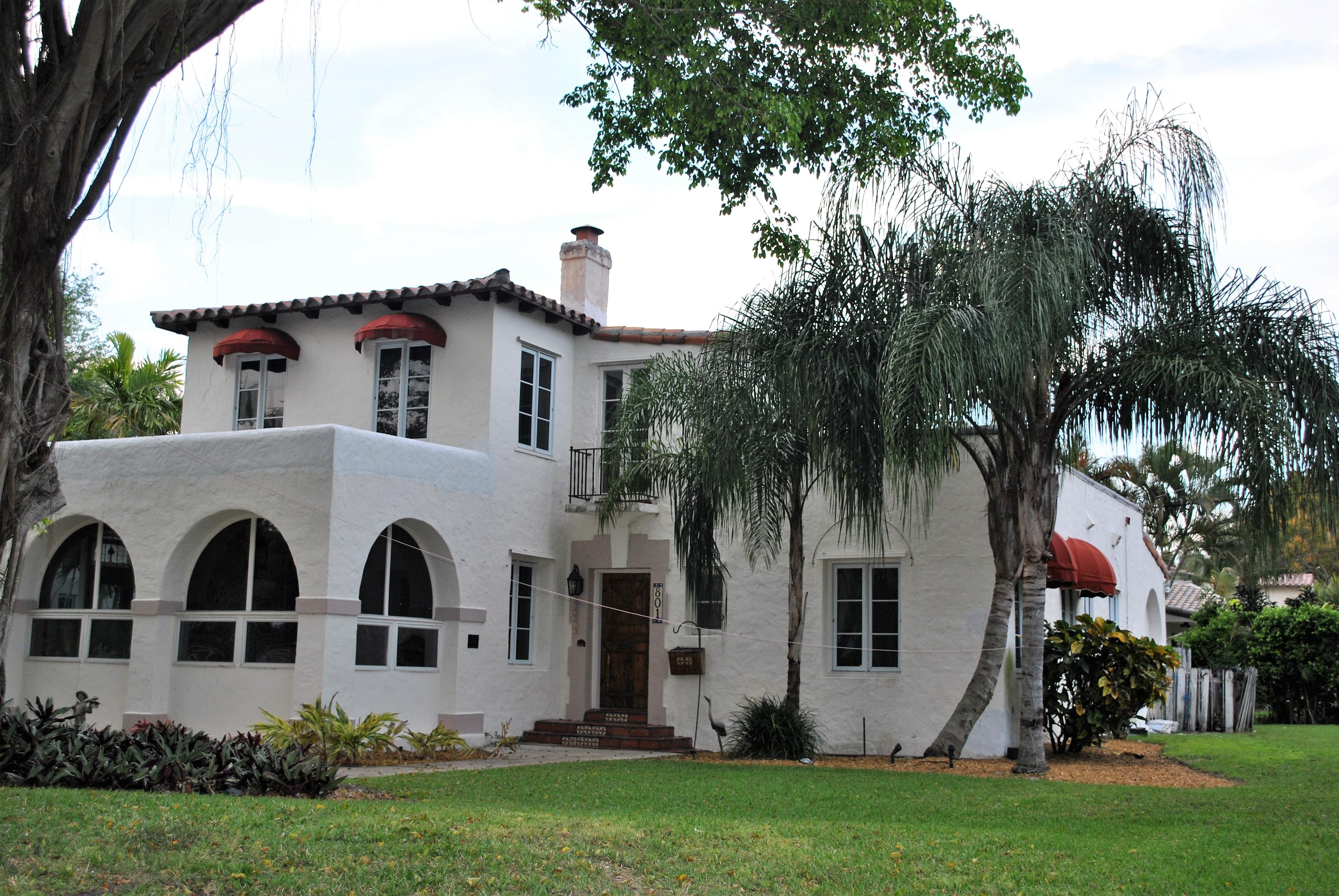 File fred c aiken house old floresta boca raton for Aiken house