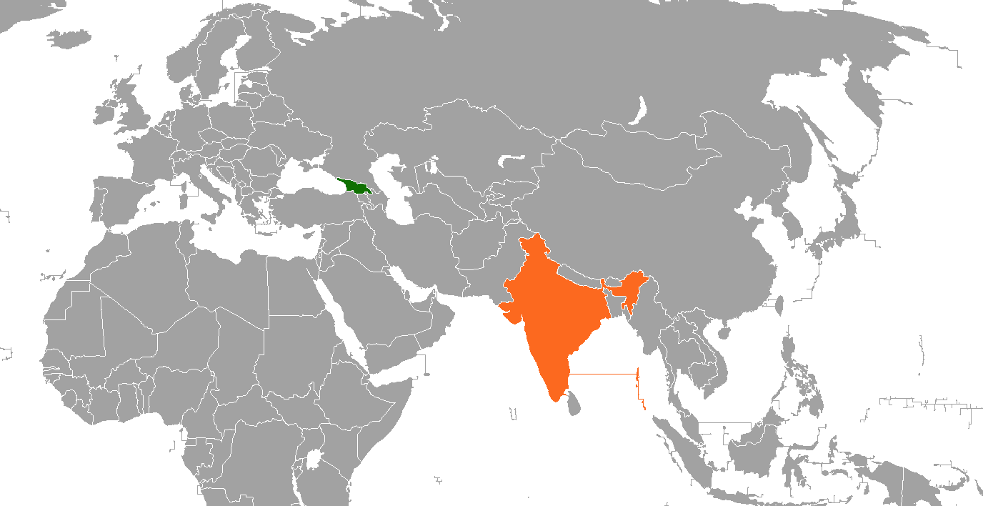 Georgia–India relations - Wikipedia