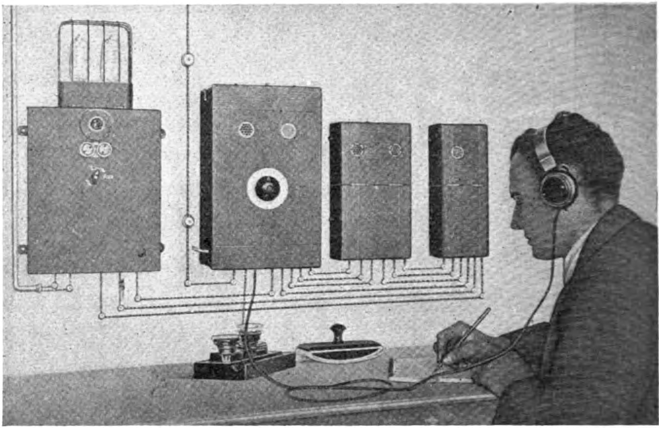 radio for office. File:German Post Office Subscription Radio Receiver 1923.jpg For O