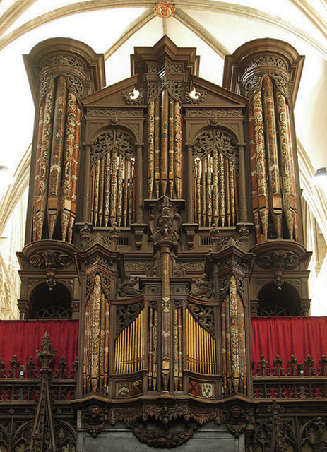 List of musicians at English cathedrals - Wikipedia