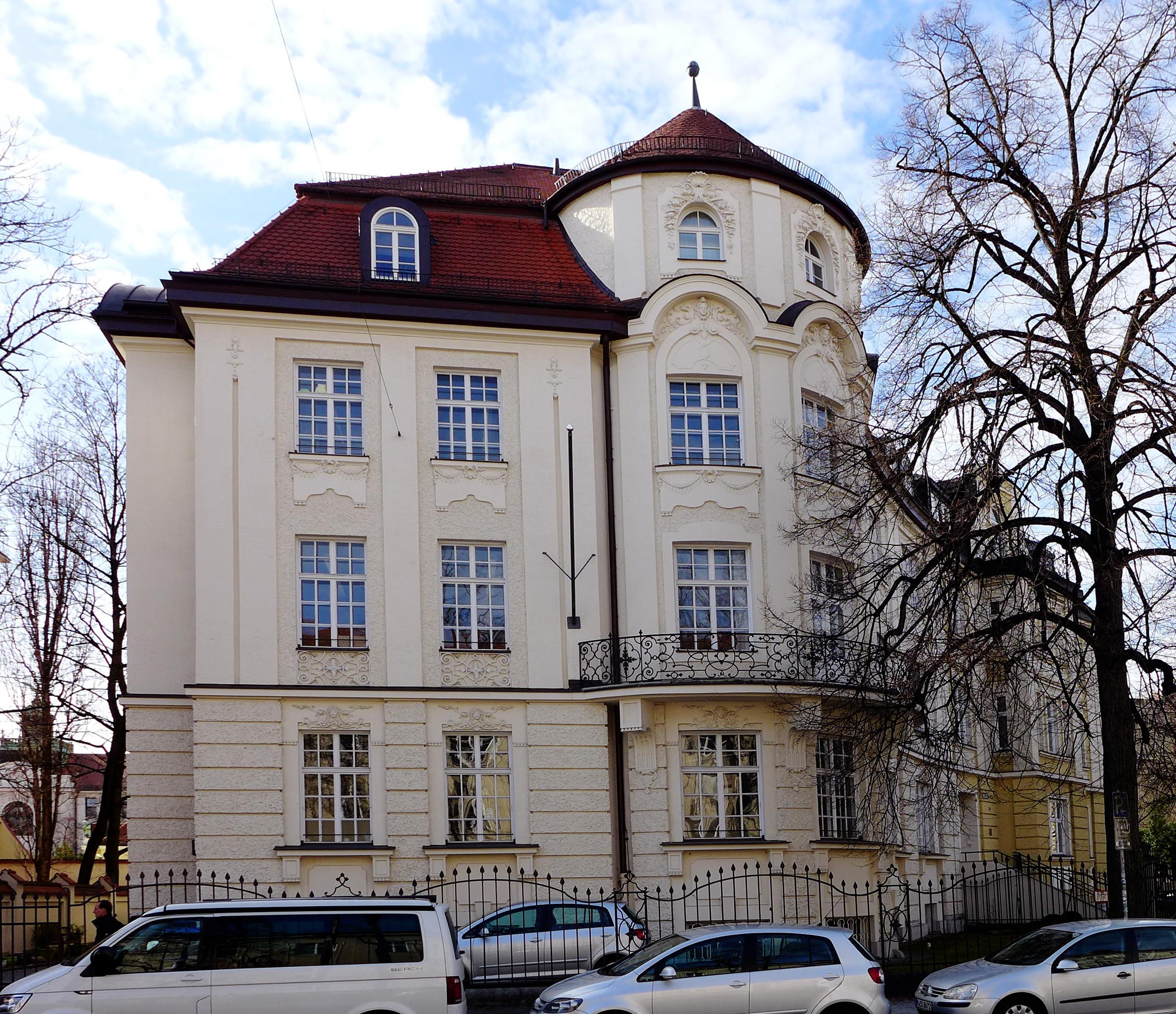 Datei Goethestraße 64 München –