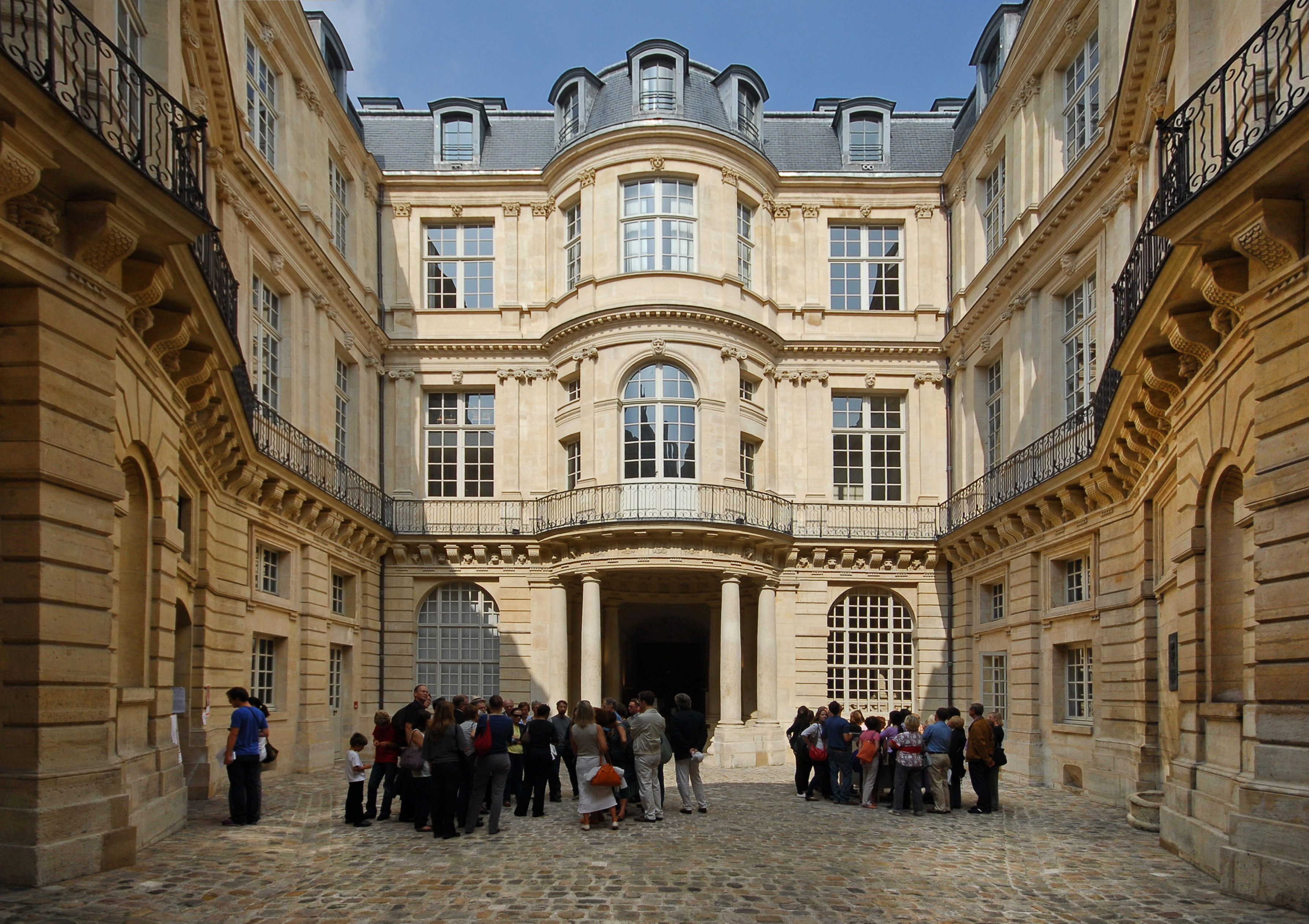List of h´tels particuliers in Paris Wikimedia mons