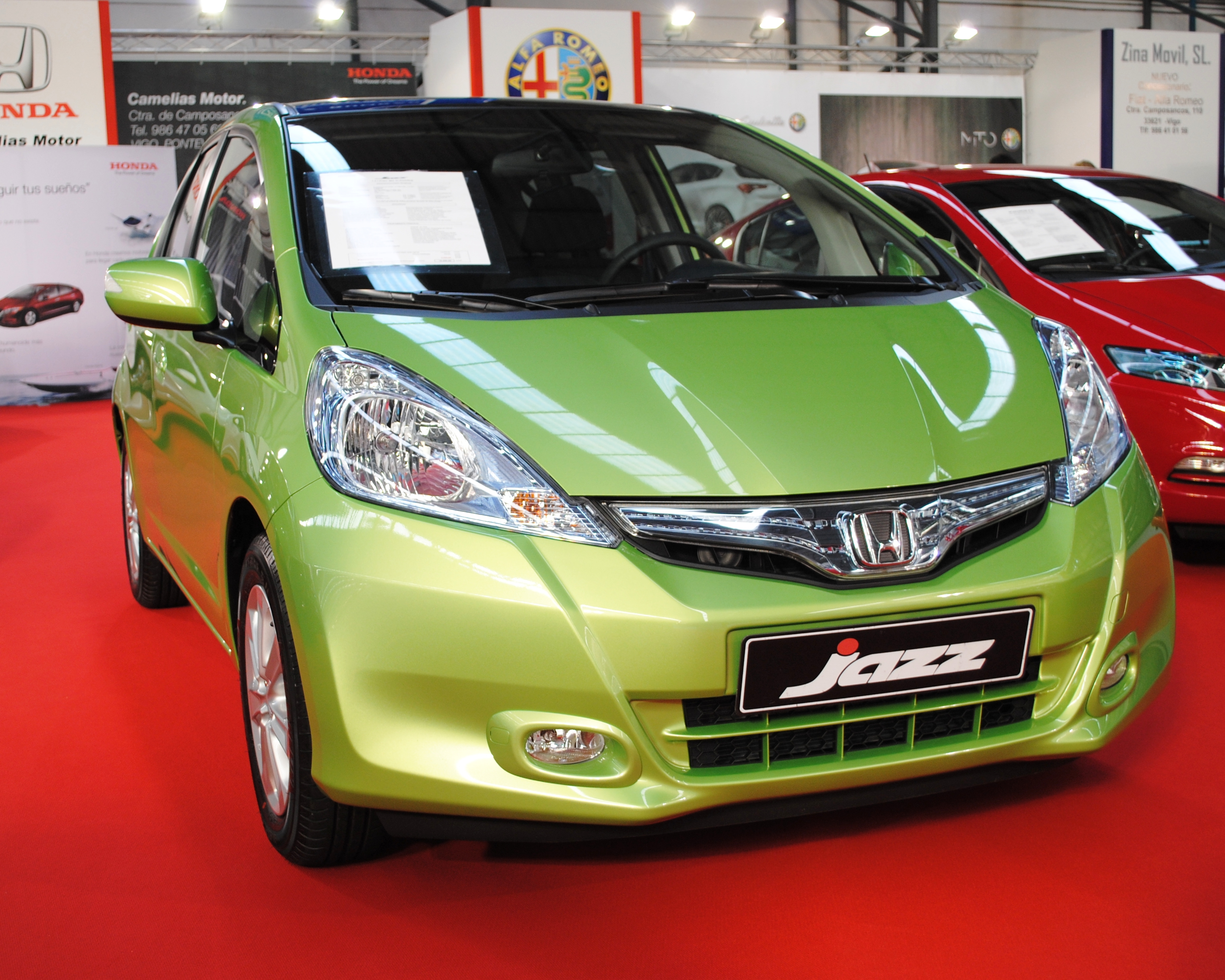File:HONDA JAZZ, 2012, IFEVI.JPG - Wikimedia Commons
