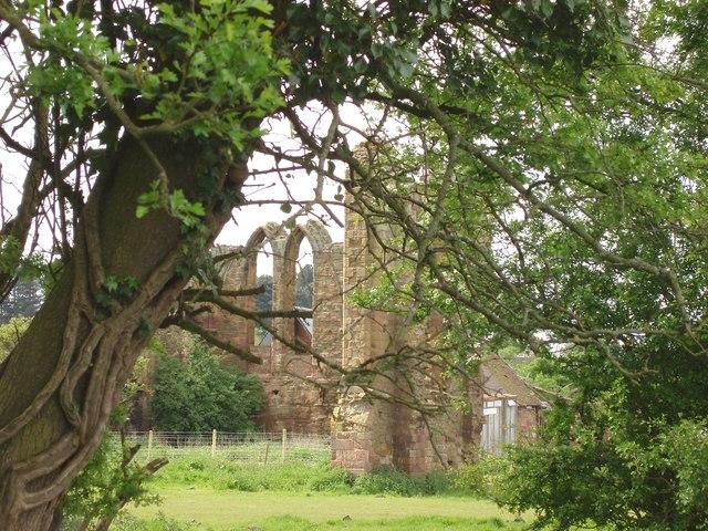 Halesowen - Saint Mary's Abbey