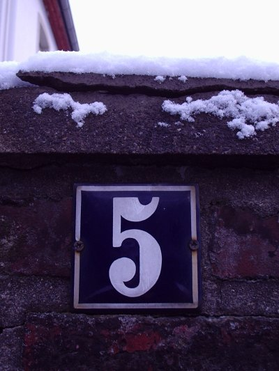 House numbering