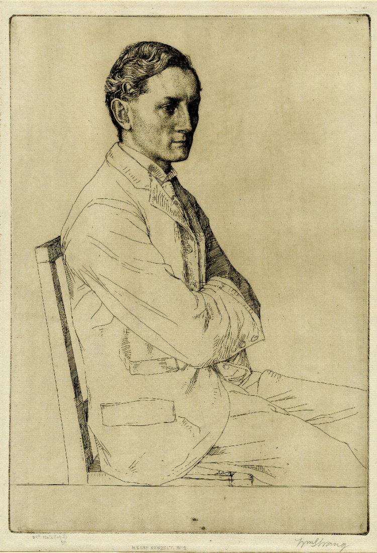 Henry Newbolt william strang