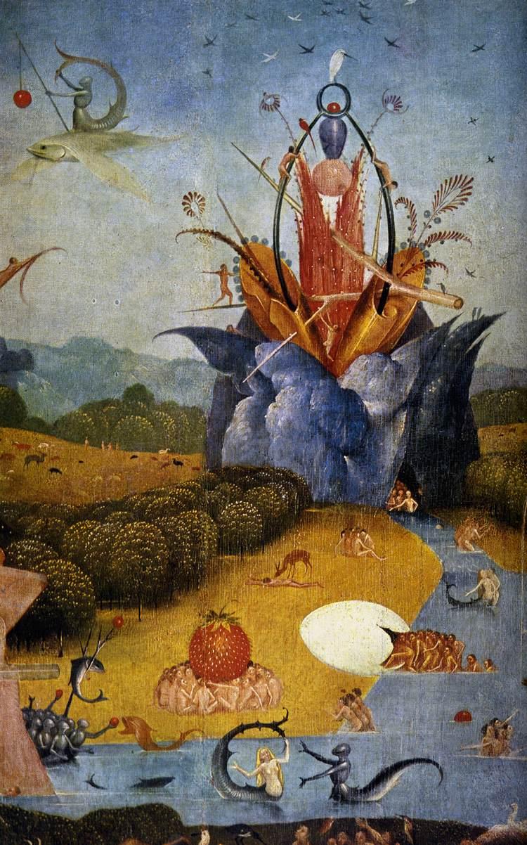 File hieronymus bosch triptych of garden of earthly for El jardin de las delicias terrenales