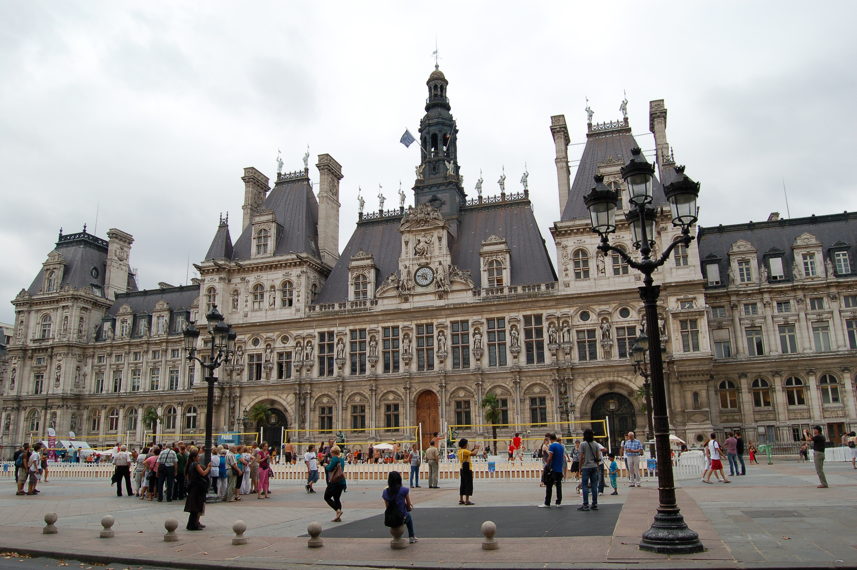 Related Keywords Suggestions For Hotel De Ville History
