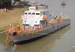 INS Bangaram (T65)