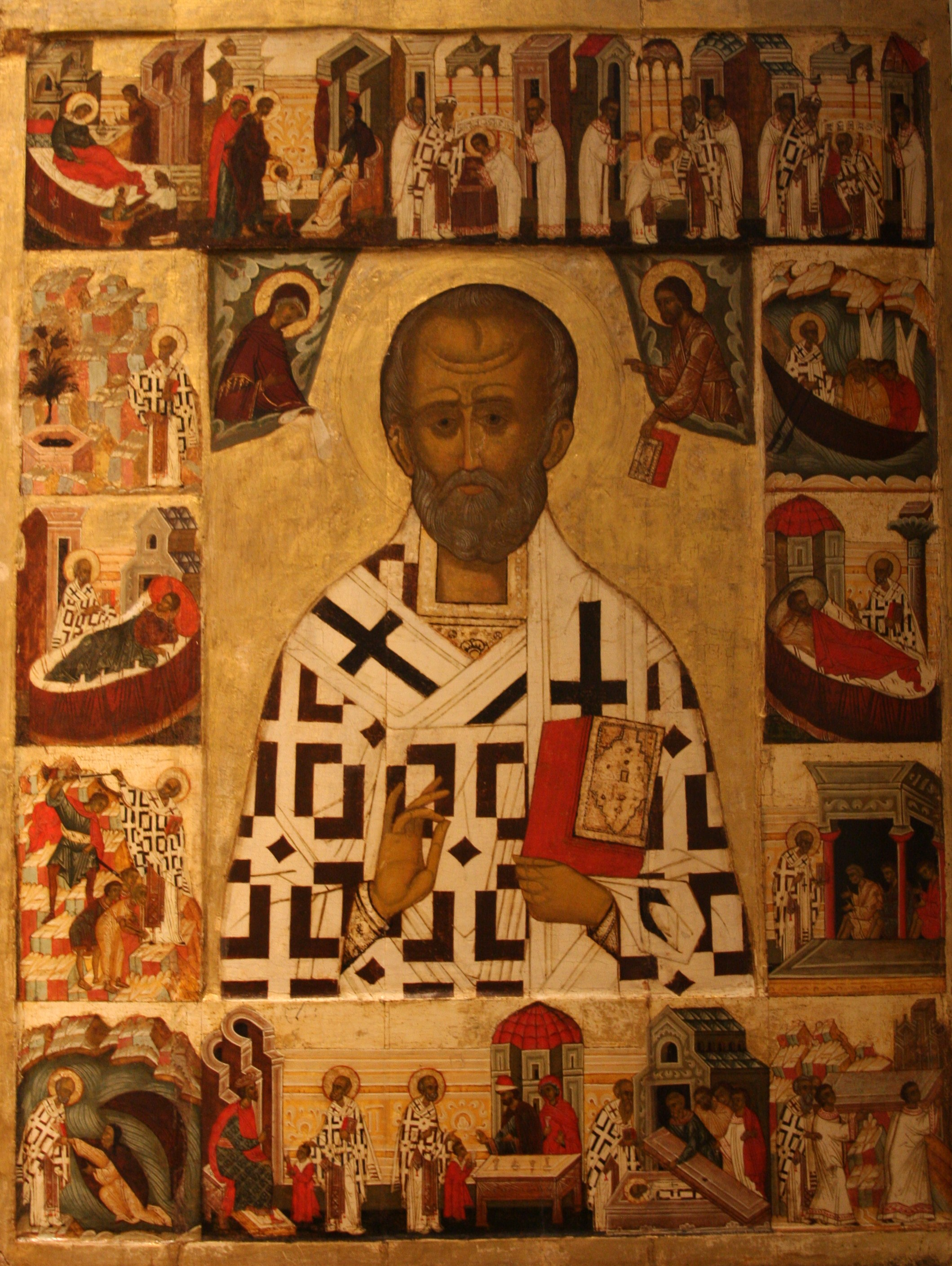 St. Nicholas Day: a selection of sites