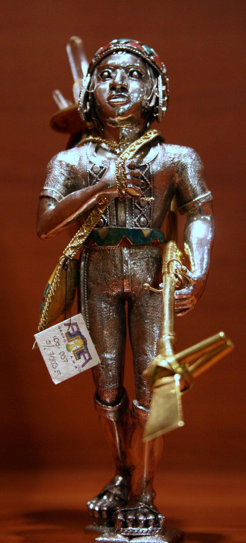 Inca Sculptures