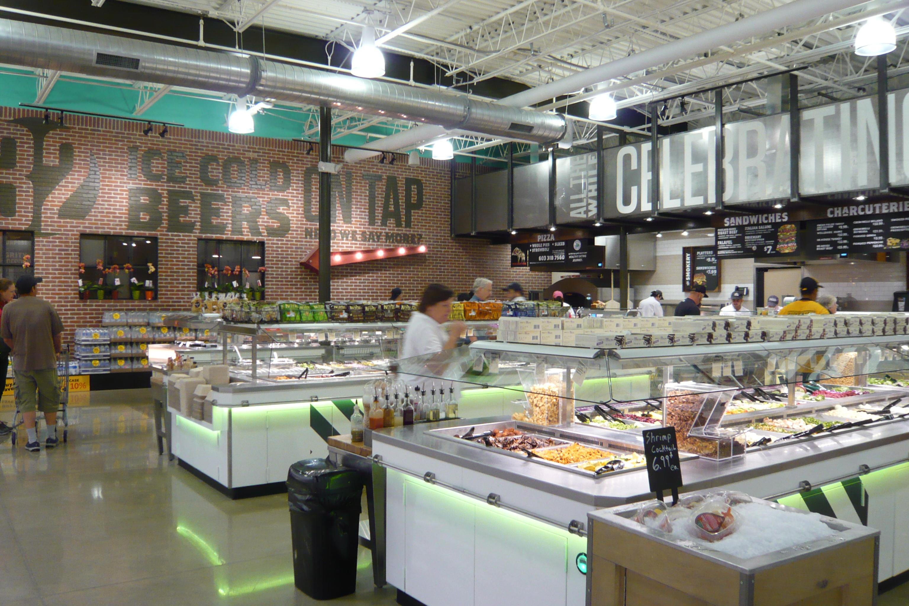 Whole Foods Open Veterans Day