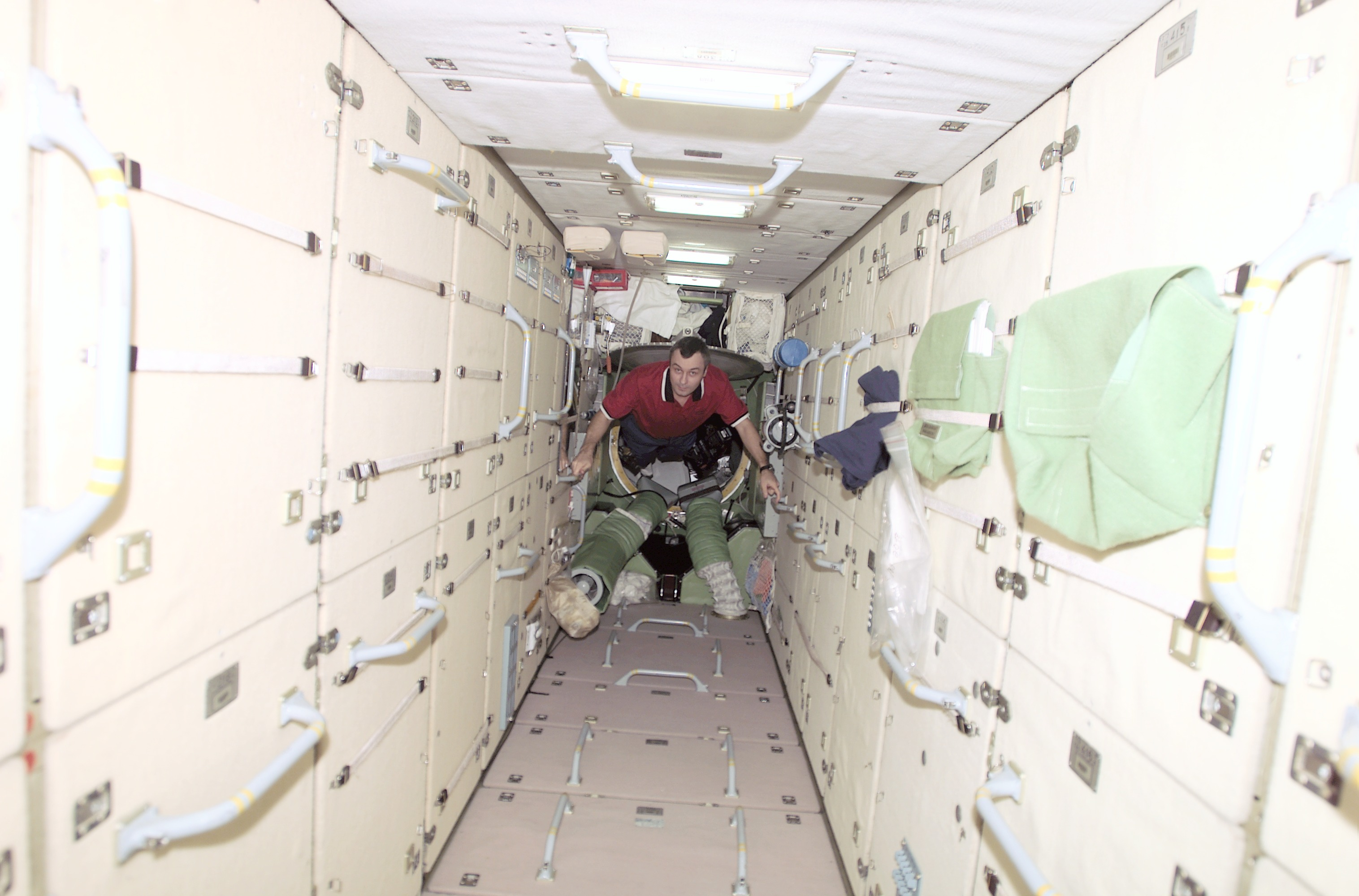 Nasa ISS Interior - Pics about space