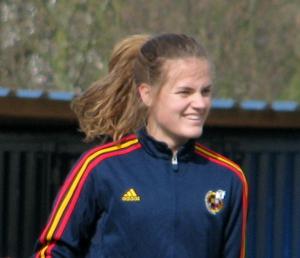 Irene Paredes Footballer