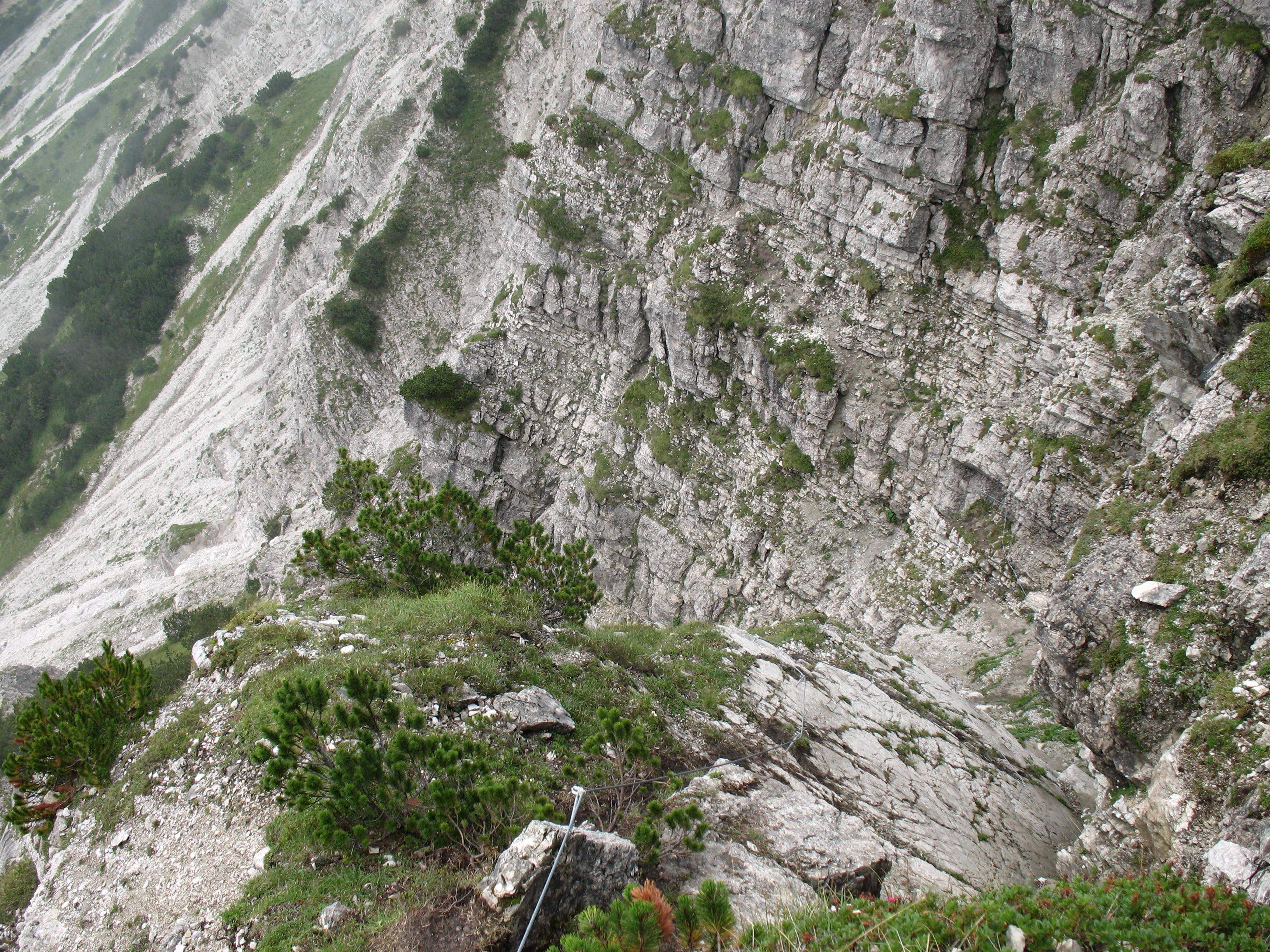 Klettersteig Iseler : Datei iseler klettersteig beginn teil g u wikipedia