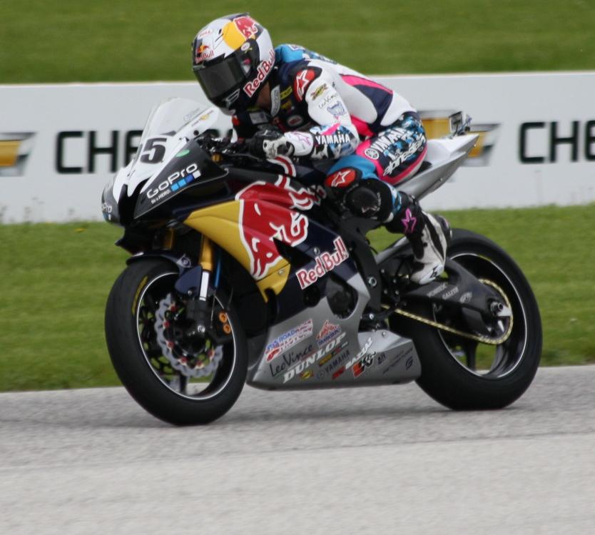 Ducati Monster  Competing Bike