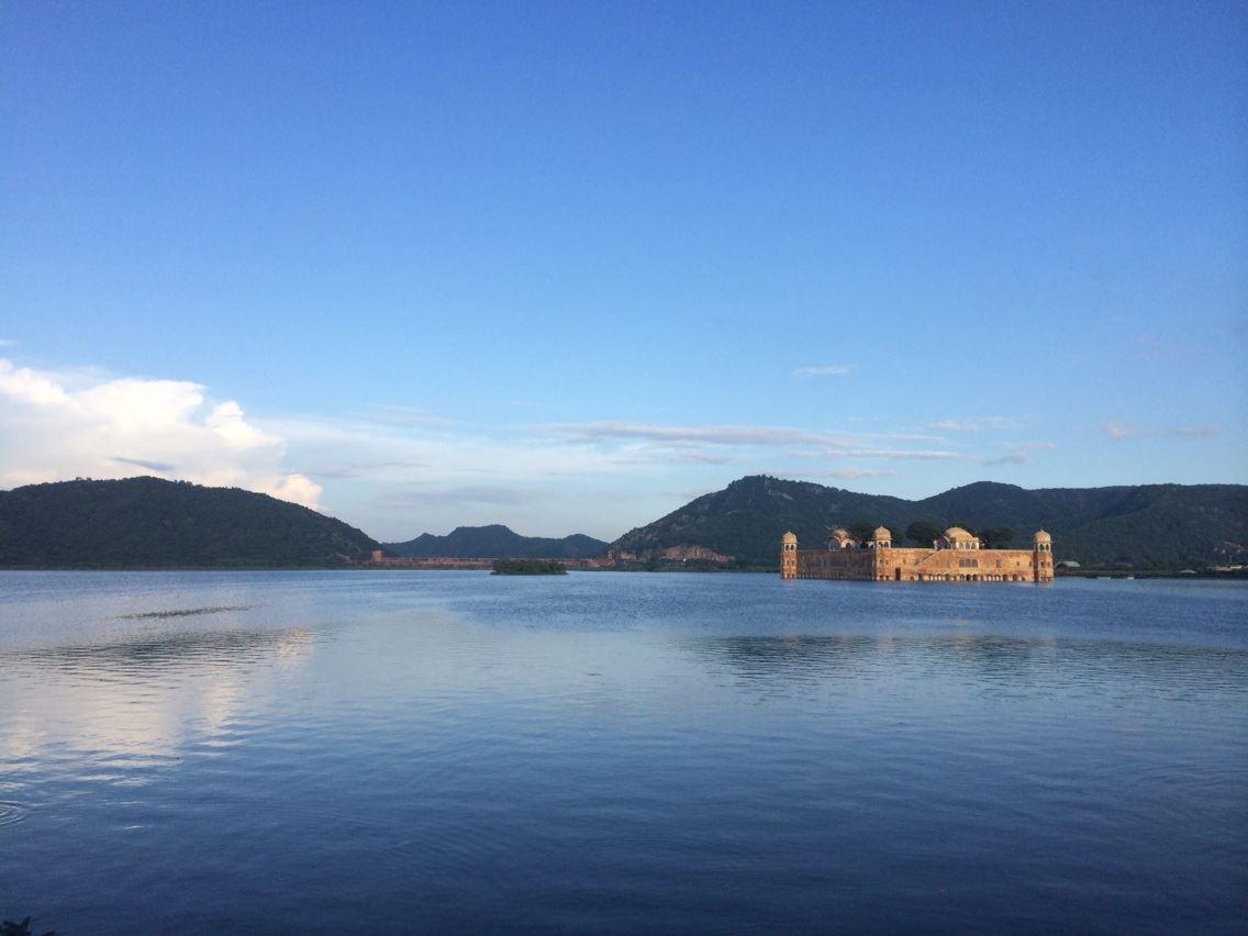 Man Sagar Lake - Wikipedia