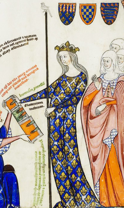 Resultado de imagen para Fotos Juana de Borgoña
