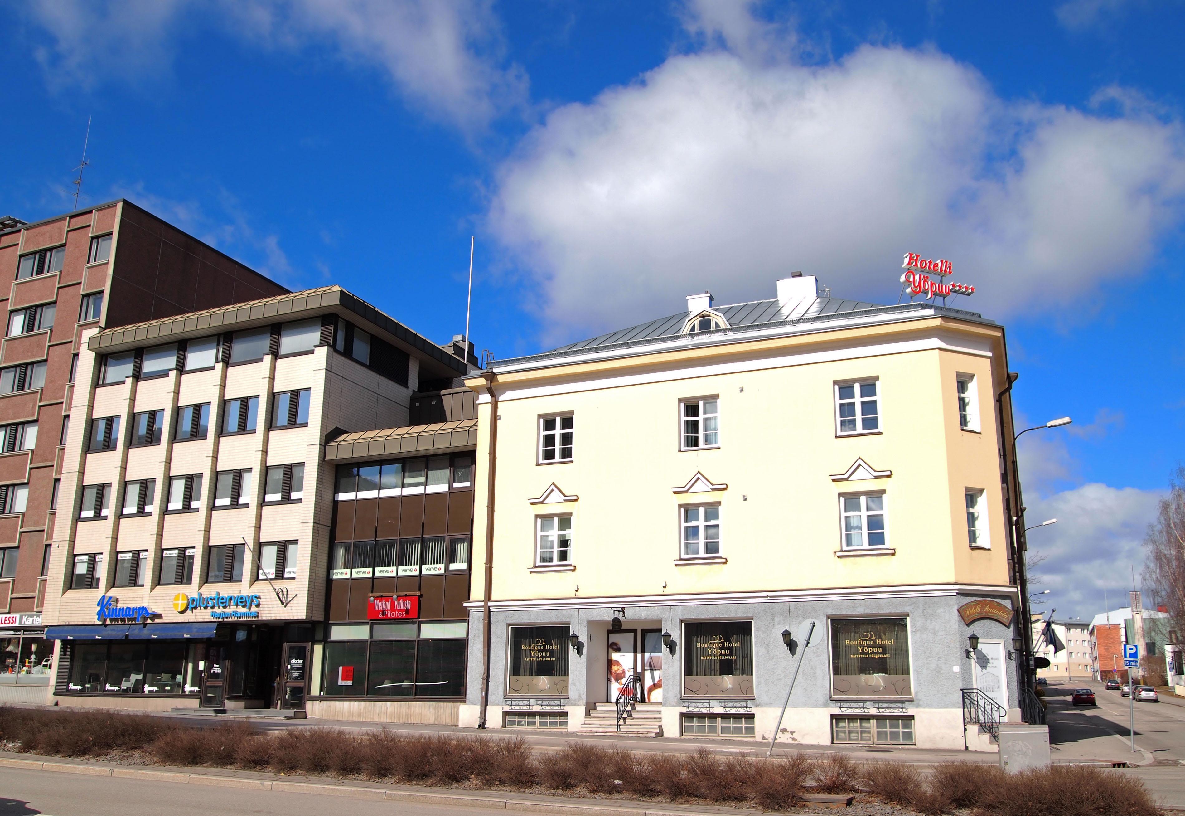 hotelli jyväskylä
