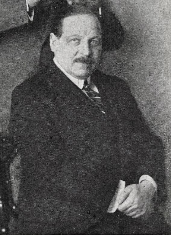Image of Imre Kálmán from Wikidata