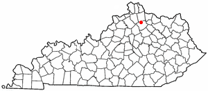 Loko di Berry, Kentucky