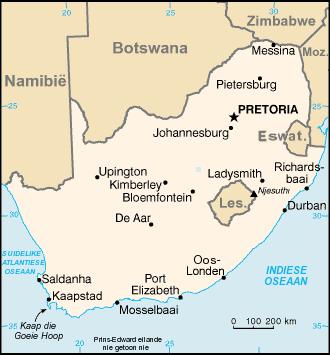 Suid-afrika vanuit wikipedia, die vrye ensiklopedie