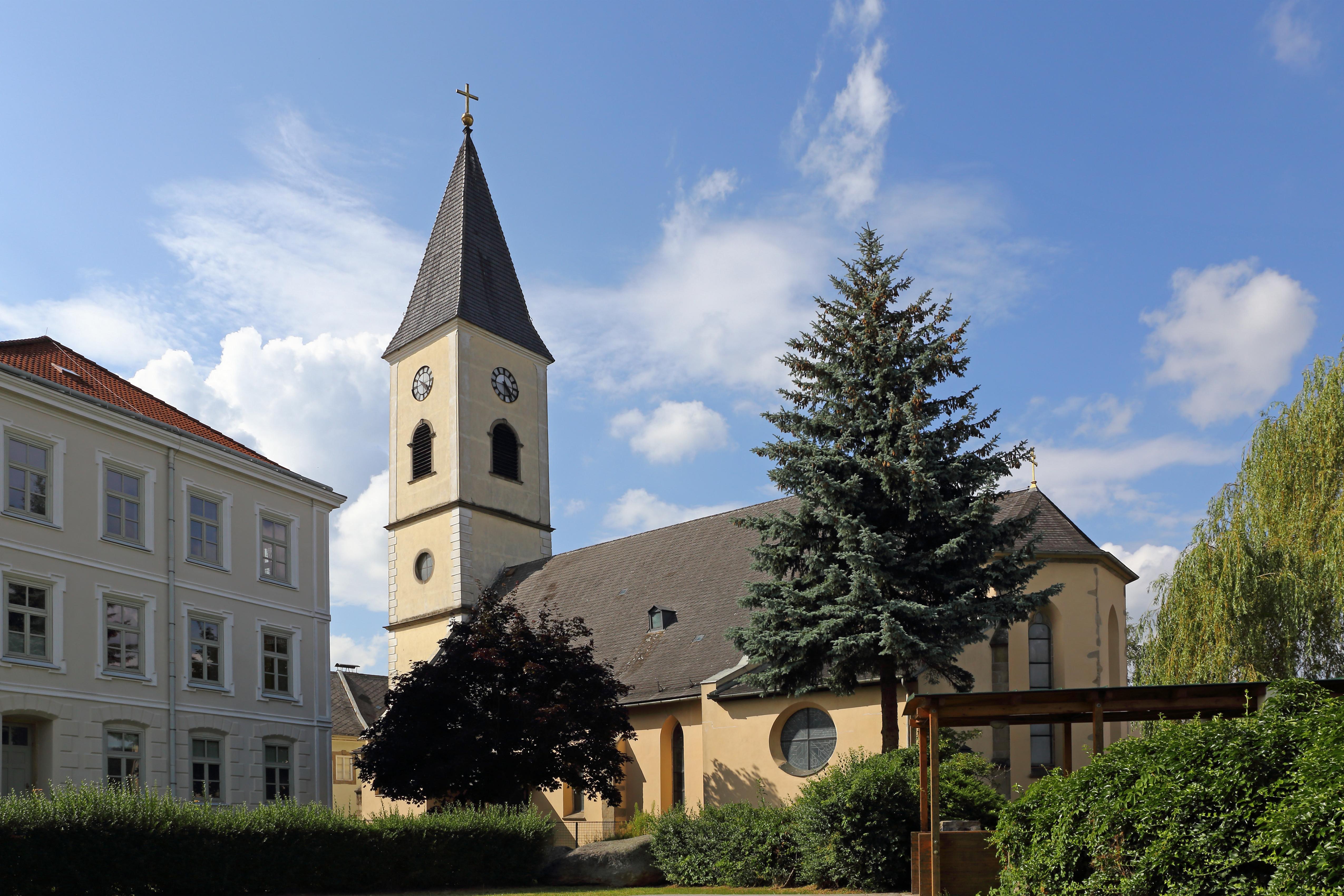 Datei Kath Pfarrkirche Hl Stephan In Gmünd 2016 07 –