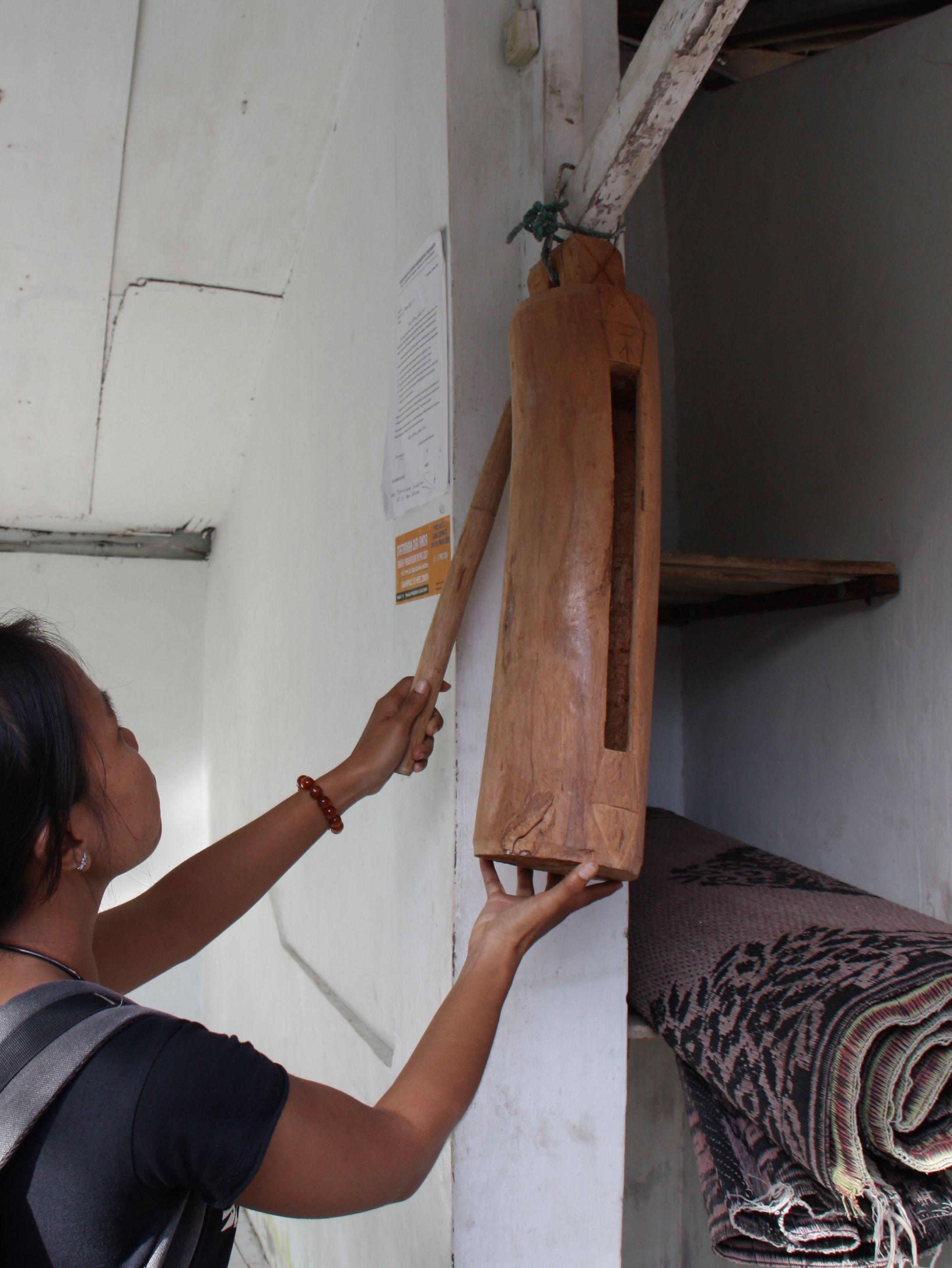 Kentungan Bahasa Indonesia Ensiklopedia Bebas