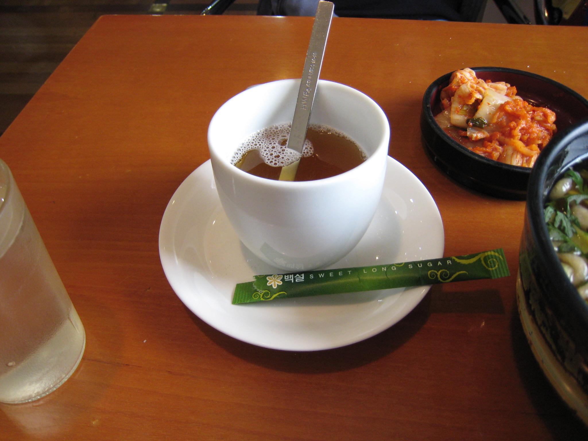 File saenggang cha korean tea jpg wikimedia commons - File Korean Tea Maesil Cha 01 Jpg Wikimedia Commons