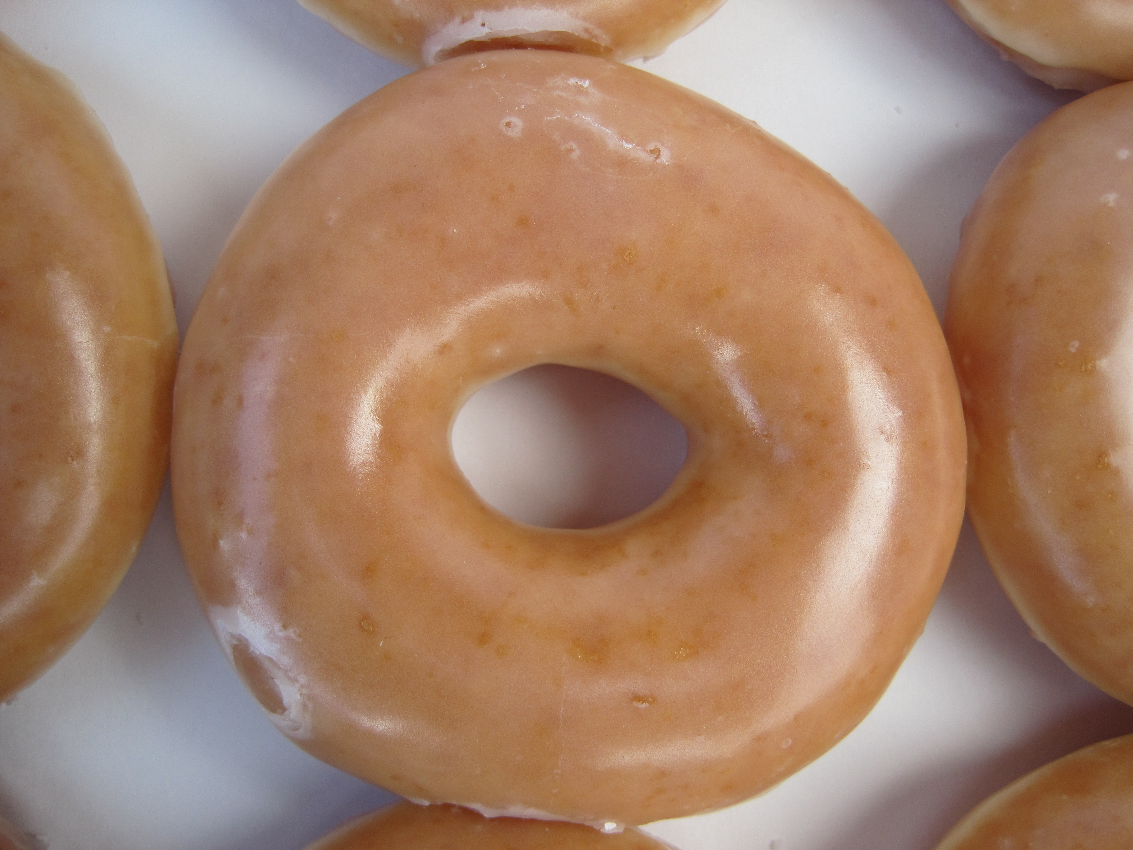 Glazed Doughnuts Recipe Dishmaps