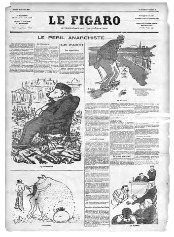 Le Péril Anarchiste