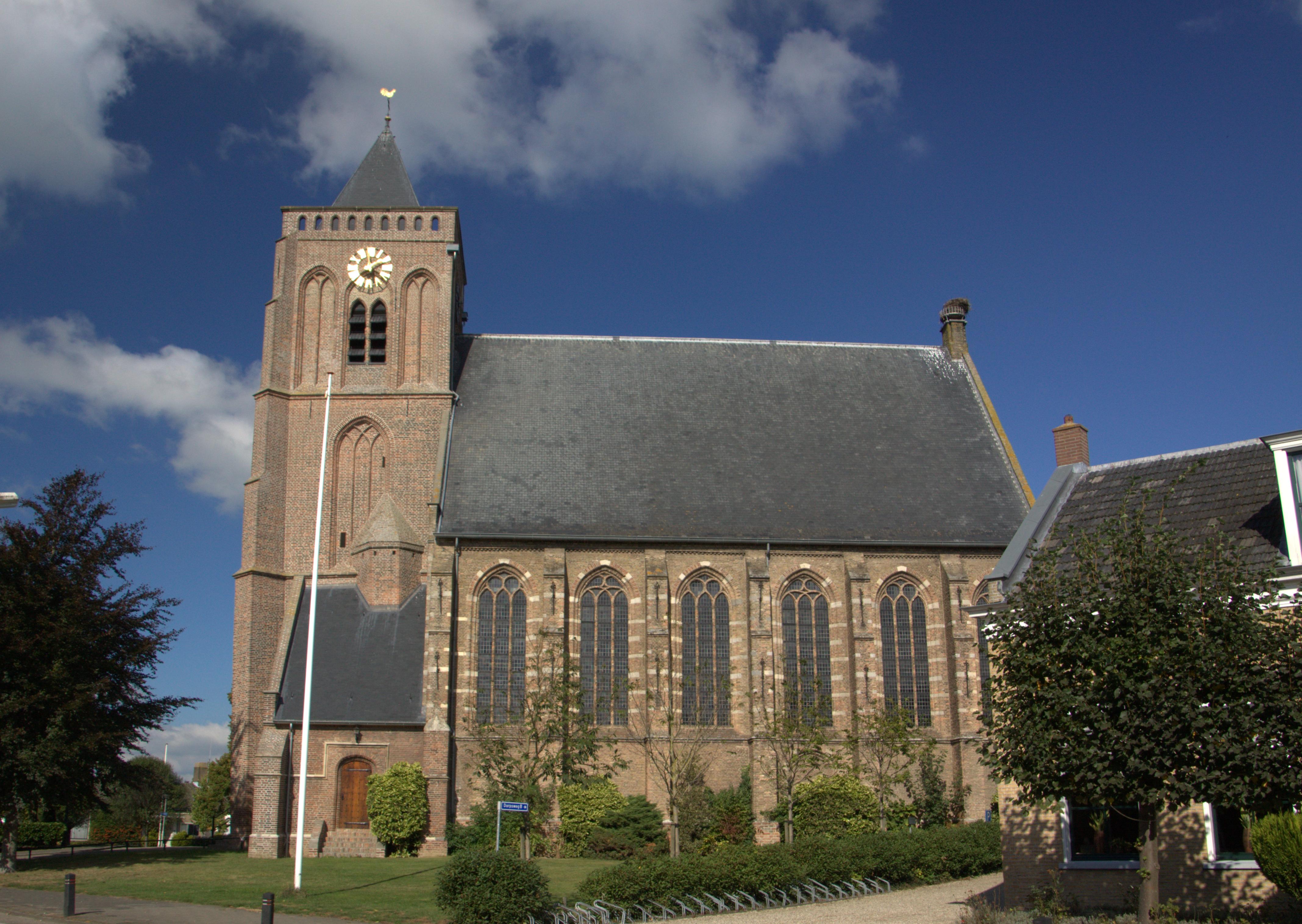 hersteld hervormde kerk leerbroek