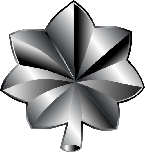 File Lieutenant Colonel Insignia Png Wikimedia Commons